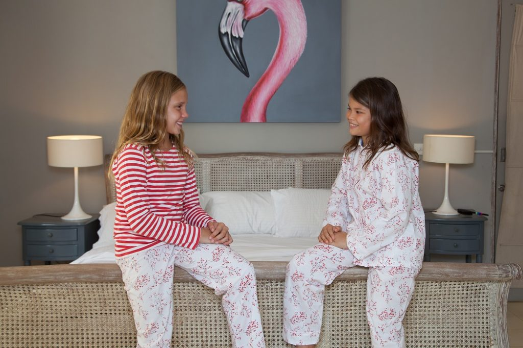 Em & Lu Nightwear, Kids' Fashion, Children's Nightwear, Classic English style, Christmas Giveaway, the Frenchie Mummy