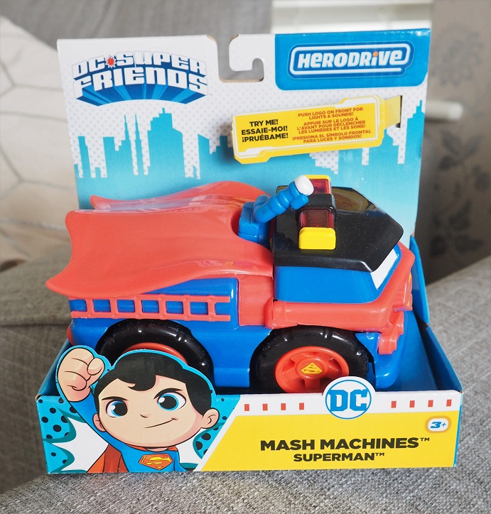 Herodrive Toys Review, DC Herodrive, Toys Review, Herodrive, Review, the Frenchie Mummy