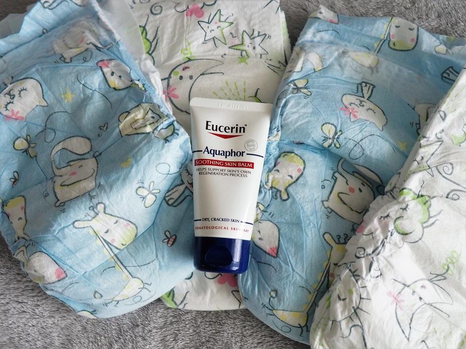 #MyAquaphor Challenge, Britmums, Skincare, Winter Cream, Eucerin Aquaphor Soothing Skin Balm, The Frenchie Mummy