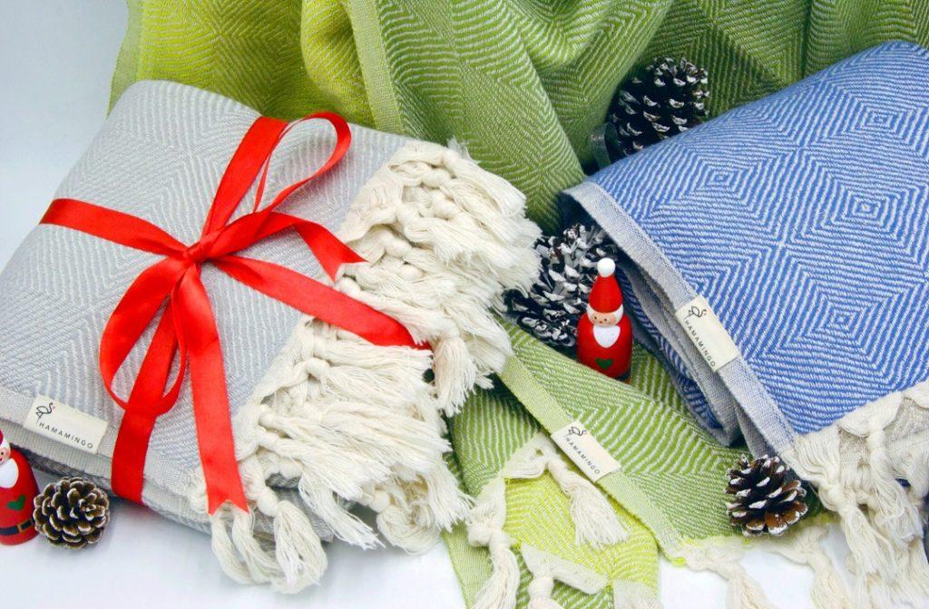 Hamamingo, Lifestyle Brand, Travel & Bath Towels, Smart Cotton, Christmas Giveaway, the Frenchie Mummy