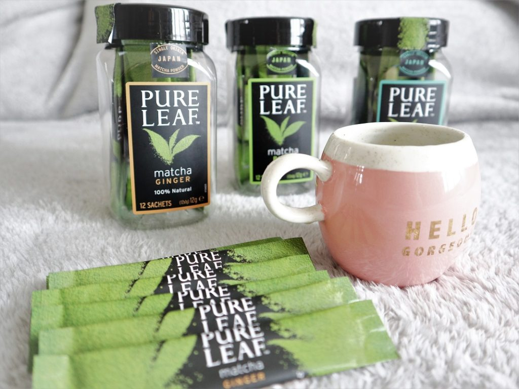 Pure Leaf, Blok London, Barre Class, Matcha Tea, Pure Leaf Matcha Tea, The Frenchie Mummy