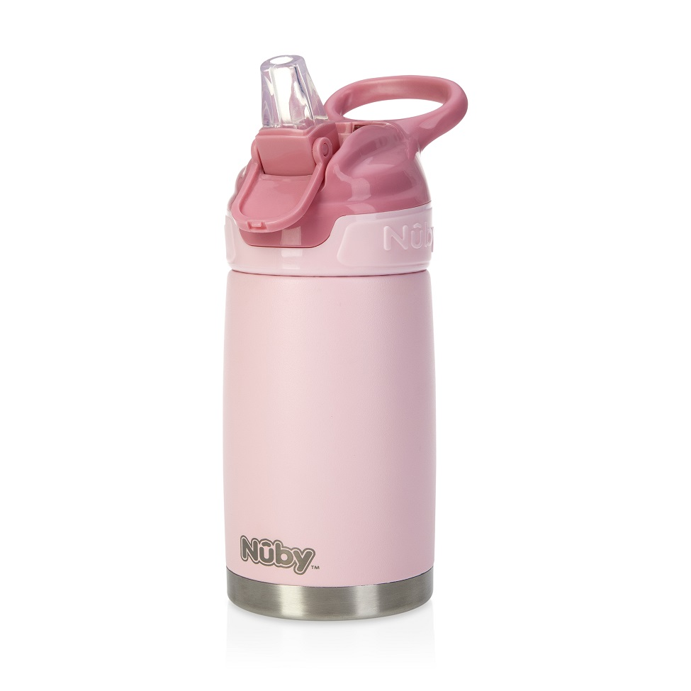 Nûby Stainless Steel Cups, Nuby, Drinking Cup for Toddler, Beaker, Mother's Day Giveaways, The Frenchie Mummy, Win