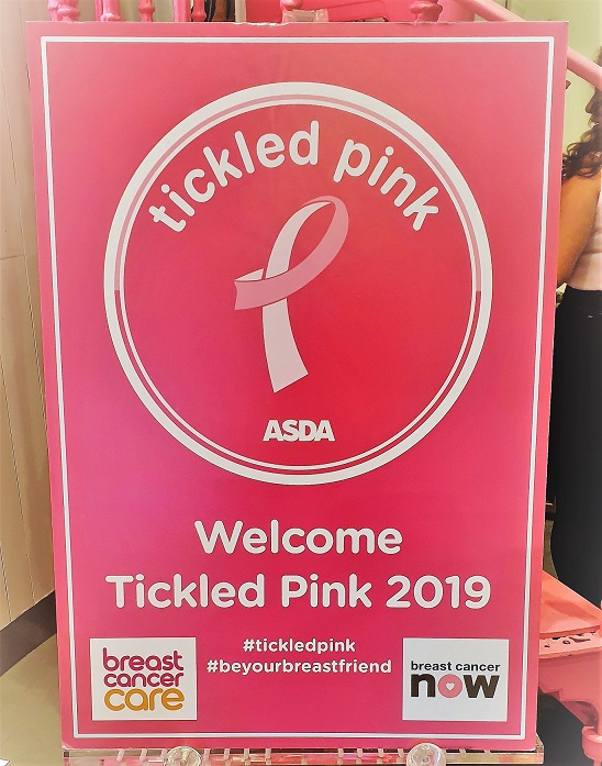 #BeYourBreastFriend, Take the Pledge with Asda, Breast Cancer Care, Check your Breast, Breast Cancer, Kalifornia Kitchen, The Frenchie Mummy