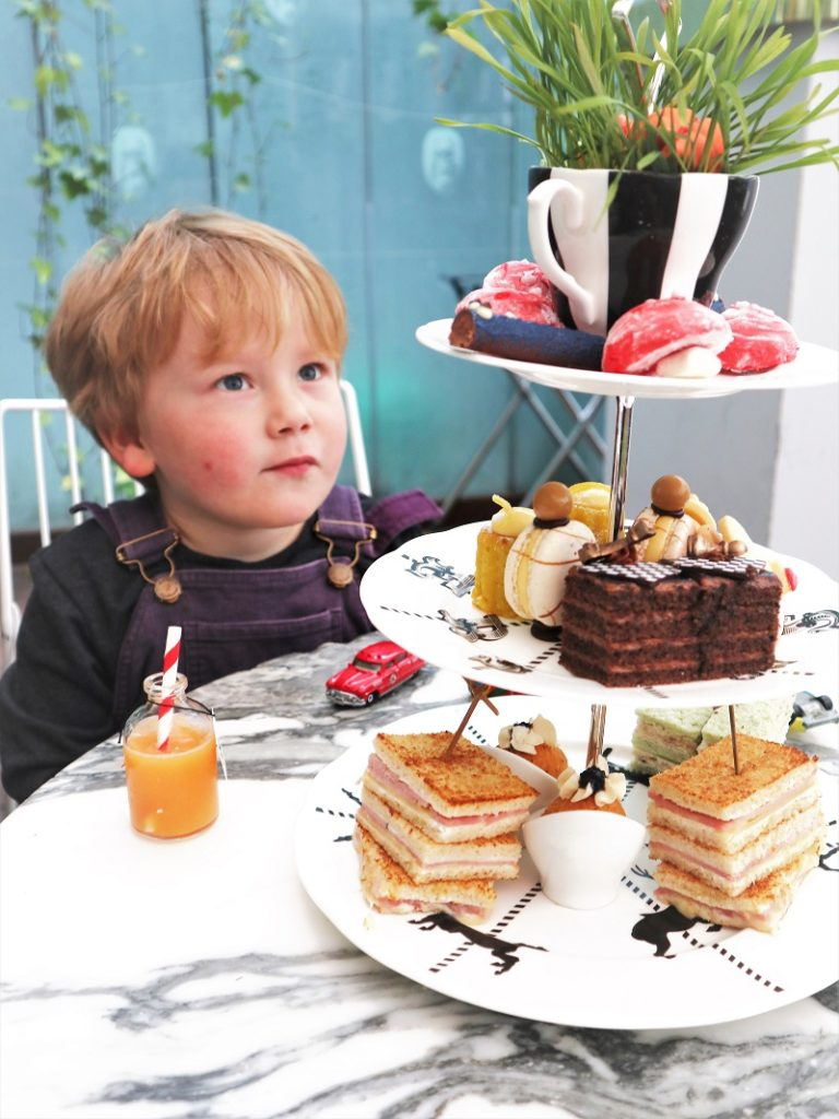 April 2019, Easter Break, Family Time, In the Garden, Month Highlights, The Frenchie Mummy, Mad Hatter Afternoon Tea