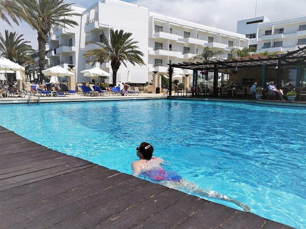 Louis Ledra Beach Hotel, Week in Cyprus, Paphos, Family Holiday, All inclusive Resort, The Frenchie Mummy