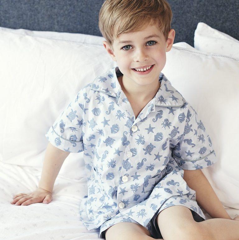 Em & Lu Children's Nightwear, Classic English Style, Children's Nightwear, Blog Anniversary Giveaway, Win, The Frenchie Mummy