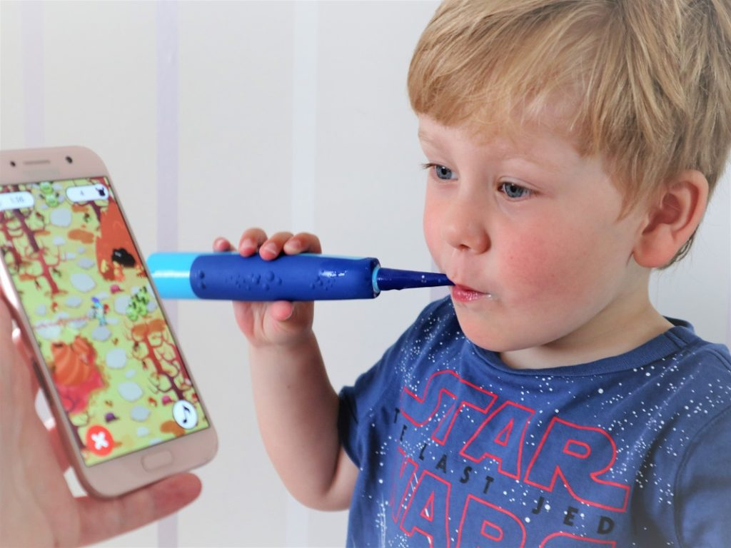 Playbrush Smart Sonic, Electric Toothbrush, Brush Your Teeth, Blog Anniversary Giveaway, Win, The Frenchie Mummy Mummy