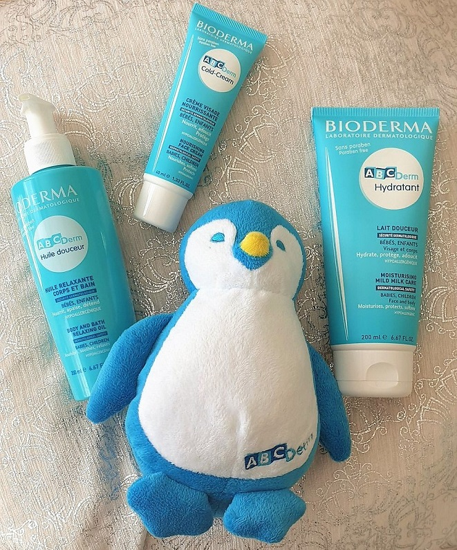 BIODERMA ABCDerm Kit, Baby Skincare, BIODERMA Laboratoire Dermatologique, paediatric dermatology range, Blog Anniversary Giveaway, Win, The Frenchie Mummy