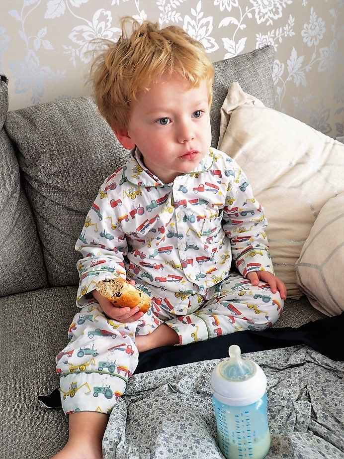 Em & Lu Children's Nightwear, Classic English Style, Children's Nightwear, Blog Anniversary Giveaway, Win, The Frenchie Mummy