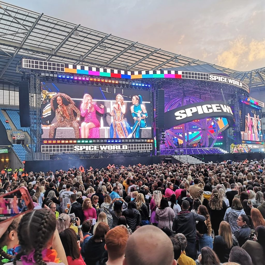 June 2019, Monthly Highlights, My Life, Making Memories, The Frenchie Mummy, spice Girls Concert