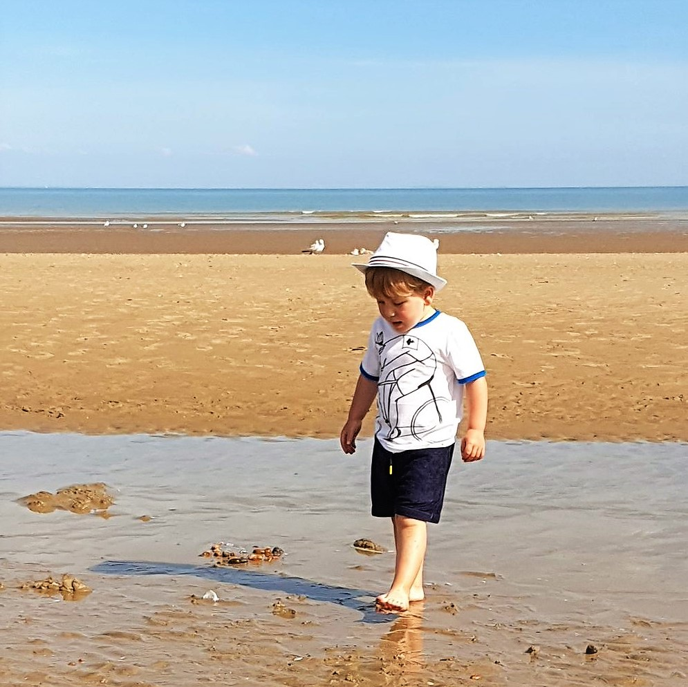 June 2019, Monthly Highlights, My Life, Making Memories, The Frenchie Mummy, Dymchurch