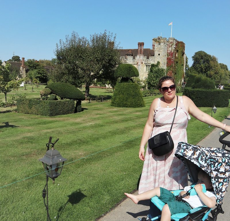 Hever Castle & Gardens, Family Fun, Days Out, Things to do in Kent, Anne Boleyn's childhood Home, Visit Kent, the Frenchie Mummy