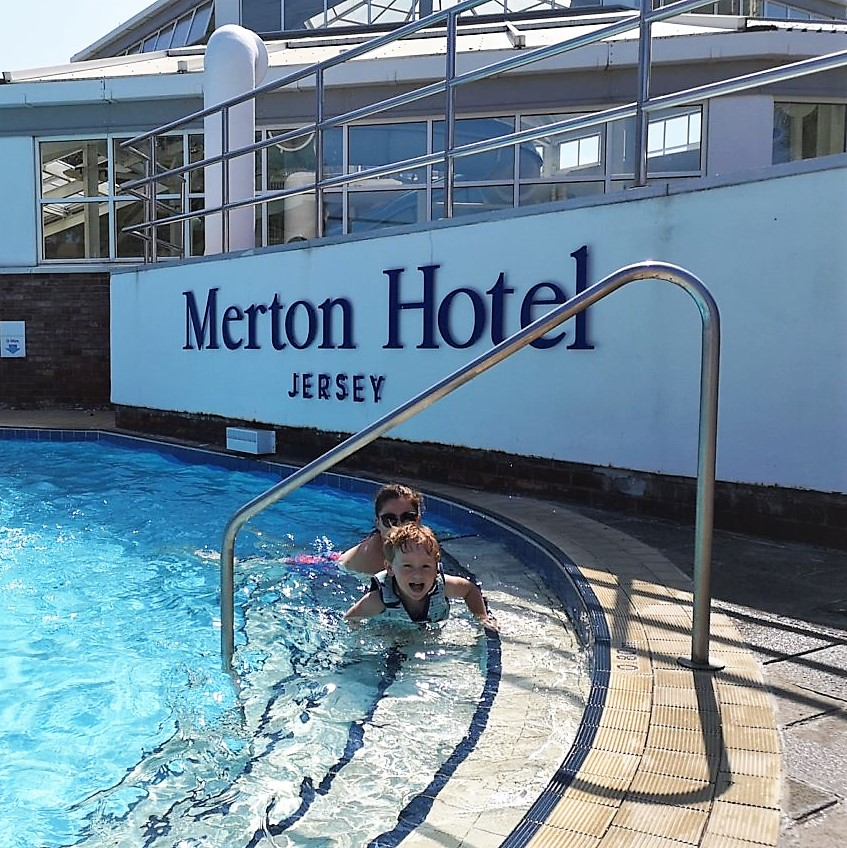Merton Hotel, Jersey, Channel Island, Seymour Hotels, Family-Friendly Resort, Hotel Review, The Frenchie Mummy