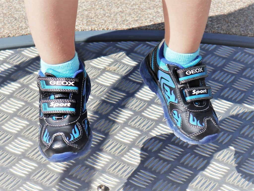 Geox Trainers, Kids Shoes, Alex and Alexa, European designer children's brand, Back to School Giveaway, Win, the Frenchie Mummy, Kids Trainers
