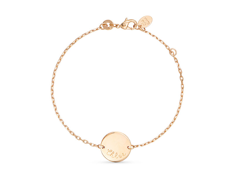 Merci Maman Bracelet, Personalised Pastille Chain Bracelet, Personalised Jewellery, Win, Back to School Giveaways, the Frenchie Mummy