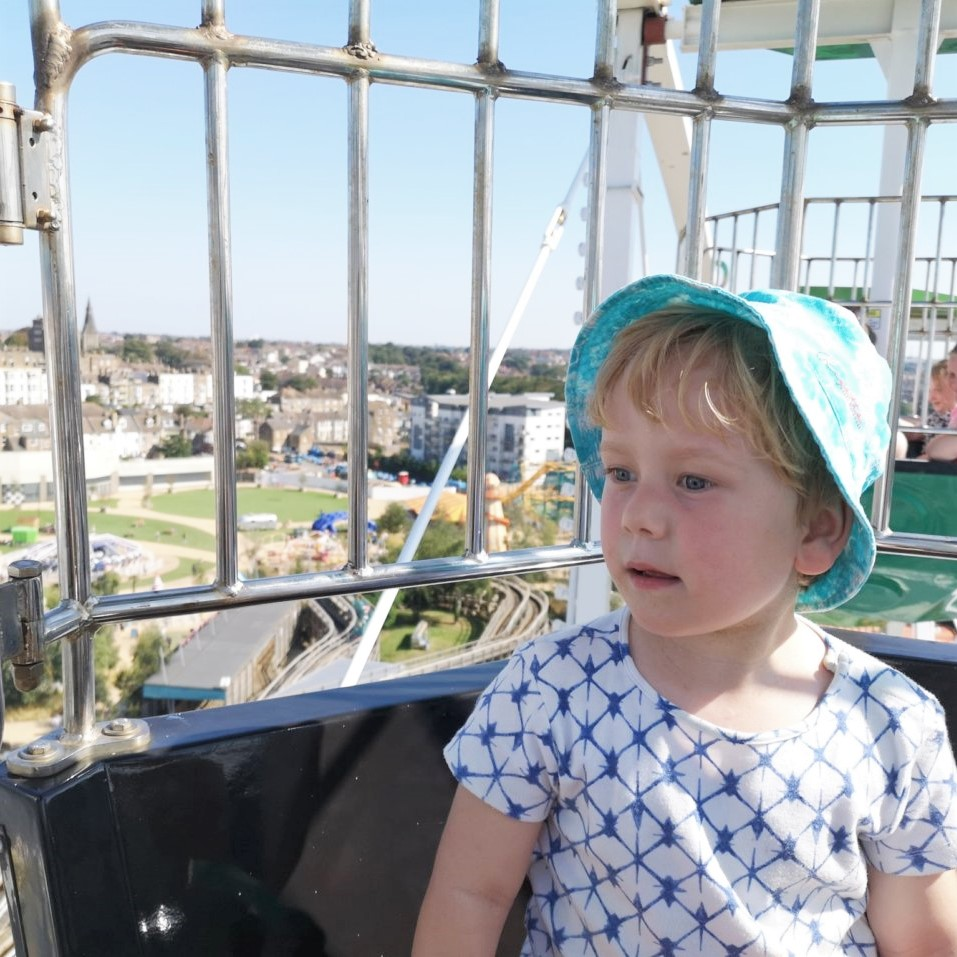 August 2019, Monthly Highlights, Margate, Dreamland, the Frenchie Mummy