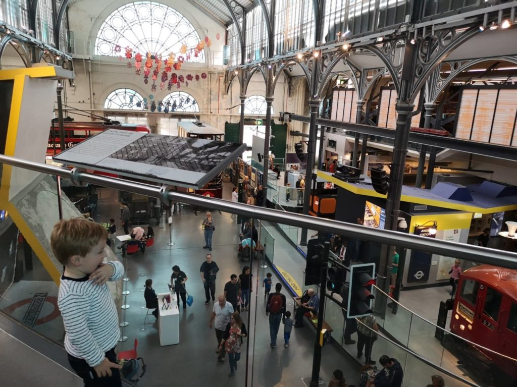 September 2019, Monthly Highlights, the Frenchie Mummy, Covent Garden, The London Transport Museum