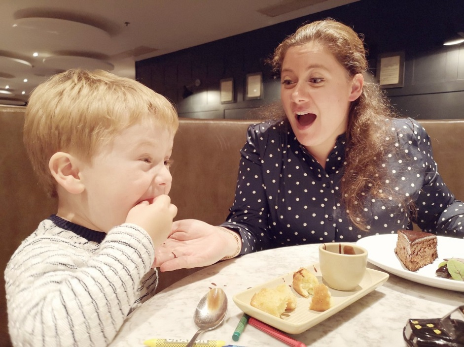 September 2019, Monthly Highlights, the Frenchie Mummy, Brasserie Blanc, Southbank, Family Day Out