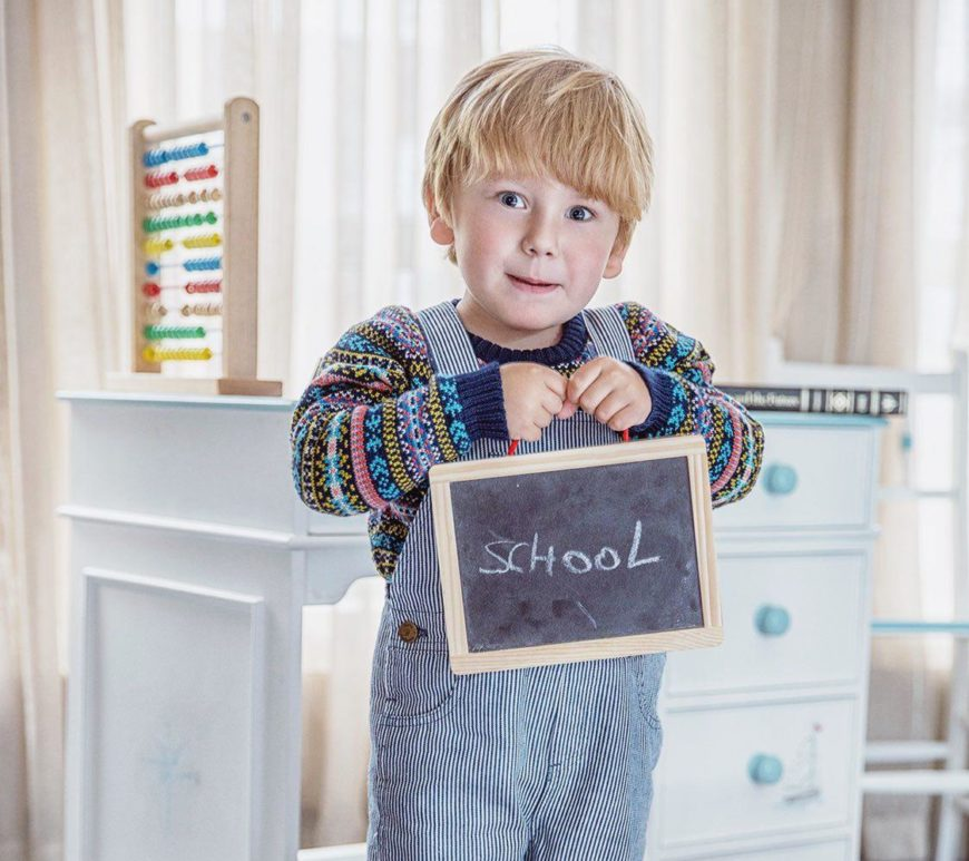 Back To School Photoshoot, KidPix, Kids' Fashion, Chelsea, AW19, Baba Fashionista, the Frenchie Mummy