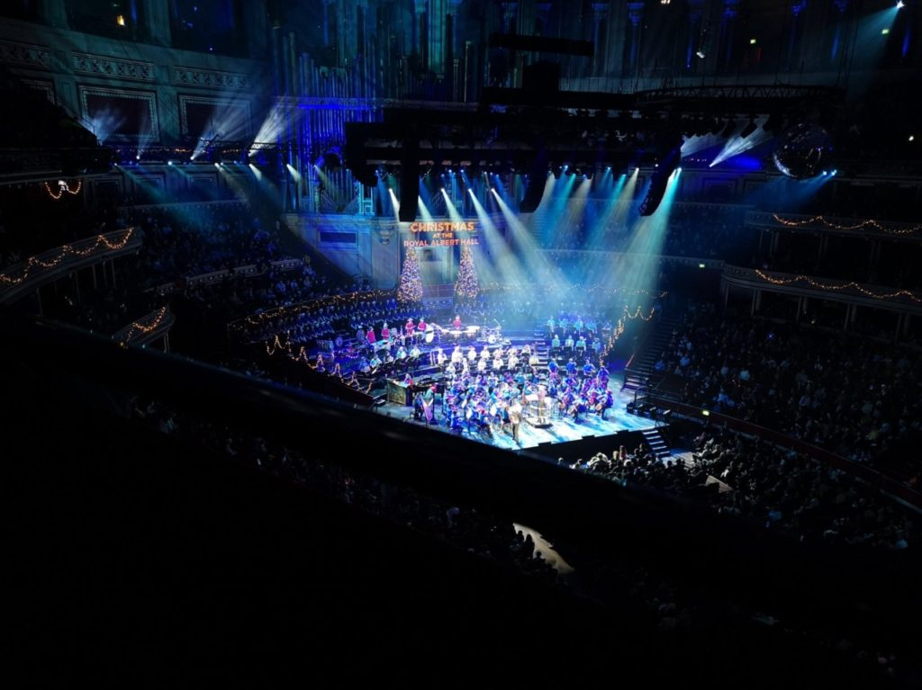 Christmas Orchestral Adventure, #RAHChristmas, Royal Albert Hall, London with Kids, Christmas in London, Day out, Show Review, The Frenchie Mummy, South Kensington