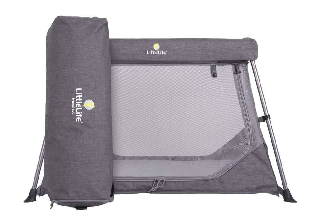 LittleLife Featherlite Travel Cot, LittleLife, Travel Cot, Baby Product, Baby Travel, The Frenchie Mummy, Win, Christmas Giveaways