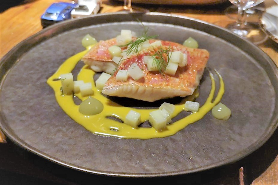 Caxton Grill Review, Restaurant Review, Westminster Restaurant, Modern European Menu, Children's Menu, St Ermin's Hotel, Family Day Out in London, the Frenchie Mummy