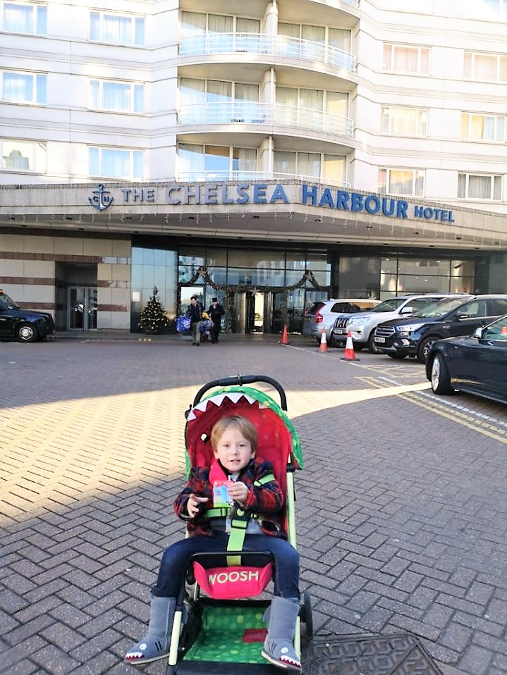 Chelsea Harbour Hotel, Luxury All-suite Hotel, 5 Star Hotel, London, Chelsea, Chelsea Harbour, Family Day Out in London, Hotel Review, the Frenchie Mummy