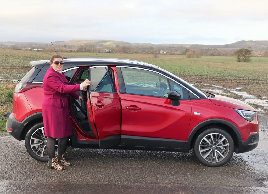 Vauxhall Crossland X SUV Review, Car Review, Family Car, SUV, Automatic, Vauxhall, Crossland X the Frenchie Mummy