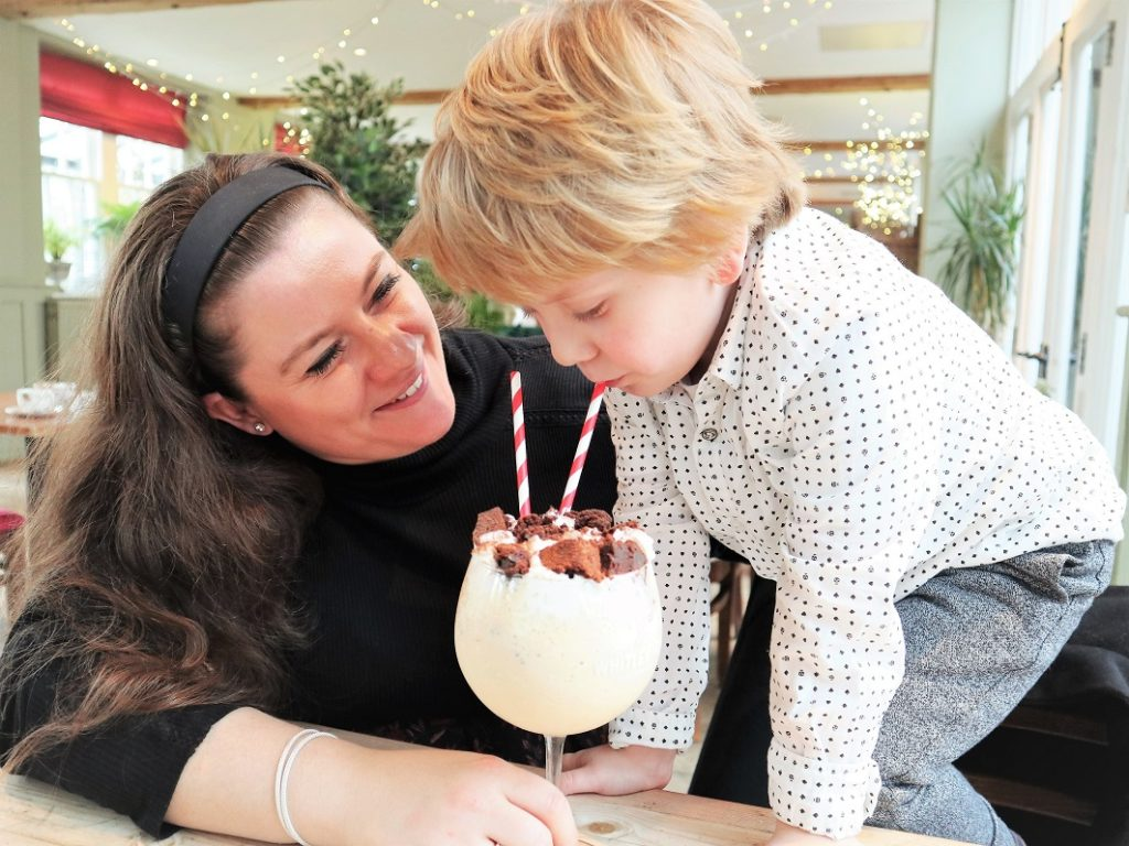 The Secret Garden, Restaurant Review, British Cuisine, Family Day Out, Kent Food, Mersham Estate, the Frenchie Mummy