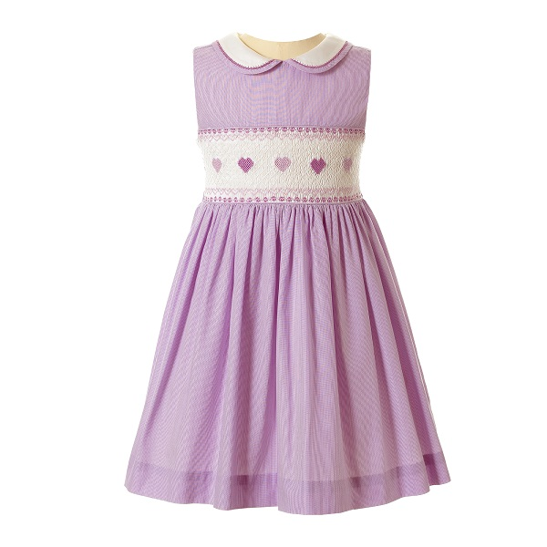 Rachel Riley Dress, British Award-winning Children's Clothing Brand, Luxury Childrenswear, vintage inspired design, Valentine's Day Giveaways, Win, the Frenchie Mummy