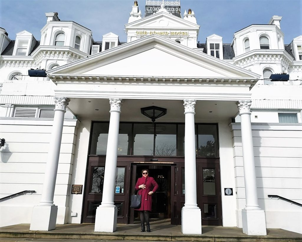 The Grand Hotel in Eastbourne, The Grand Eastbourne, Luxury Hotel, 5 Star Seaside Resort, Hotel Review, Eastbourne, South-East Coast, The Frenchie Mummy, Elite Hotels, Half-Term, East Sussex