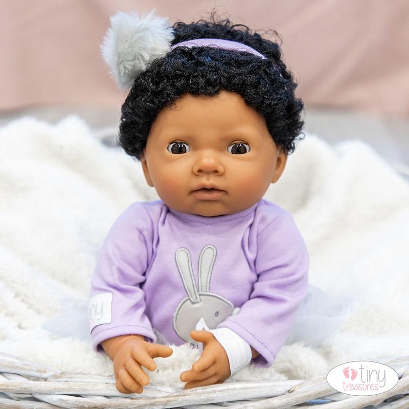 Tiny Treasures Baby Doll Set, Tiny Treasures, Chad Valley Tiny Treasures, Realistic Dolls, Argos, Win, Valentine's Day Giveaways, the Frenchie Mummy