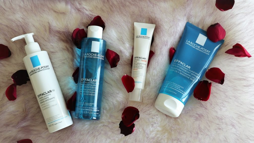 La Roche-Posay Effaclar Range, Beauty Products, Skincare Range, La Roche-Posay, Combination & Oily Skins, French Brand, the Frenchie Mummy, Effaclar