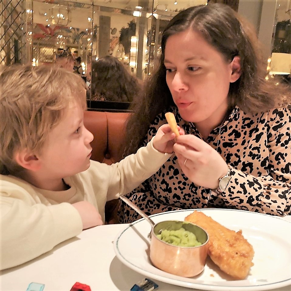 February 2020, Monthly Highlights, The Frenchie Mummy, Half-Term, East Sussex, The Ivy Brighton