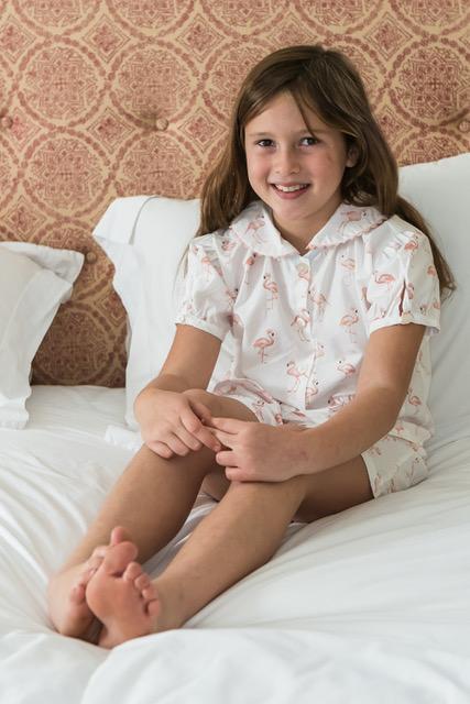Em & Lu Children's Nightwear, Classic English Style, Made in London, PJs, Children's Nightwear, Win , Blog Anniversary, Summer Edit, SS20, Nightwear, Made in England, the Frenchie Mummy