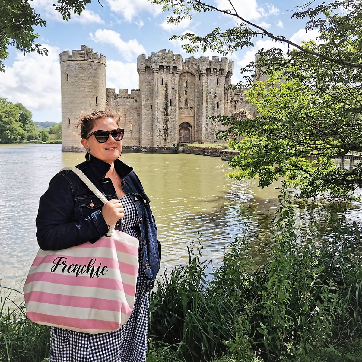 June 2020, Monthly Highlights, The Frenchie Mummy, Bodiam Castle, National Trust