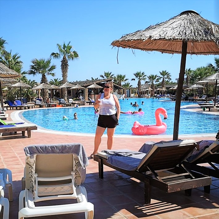 July 2020, Monthly Highlights, Summer Holiday,The Frenchie Mummy, Crete, Stella Palace Resort & Spa, Luxury Hotel