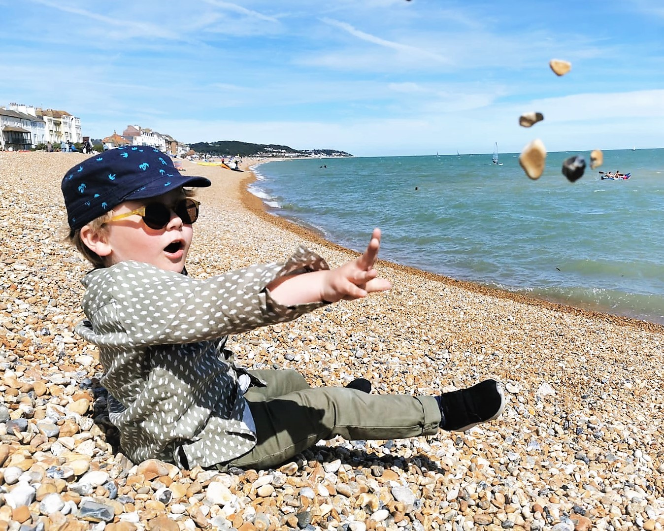 July 2020, Monthly Highlights, Summer Holiday,The Frenchie Mummy, Life in Kent, Days Out, Hythe