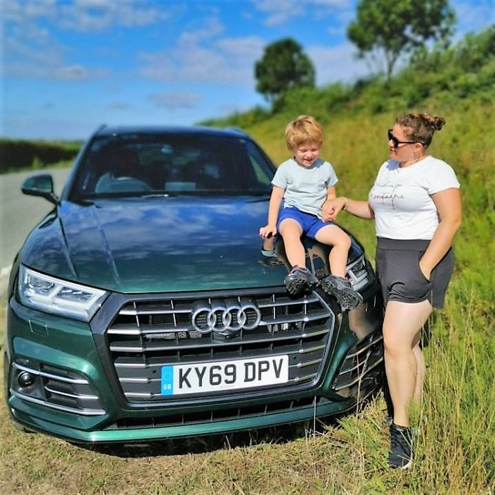 Audi Q5 55 TFSI e quattro S Review, Audi Q5 55 TFSI, Audi, Hybrid Car, SUV, Car Review, Family Car, Plug-In Hybrid, the Frenchie Mummy