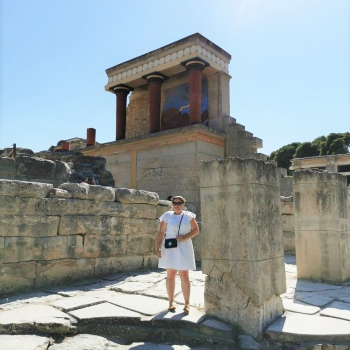 Jet2holidays, Crete, Summer Holiday, Package Holiday, Tour Operator, the Frenchie Mummy, Knossos
