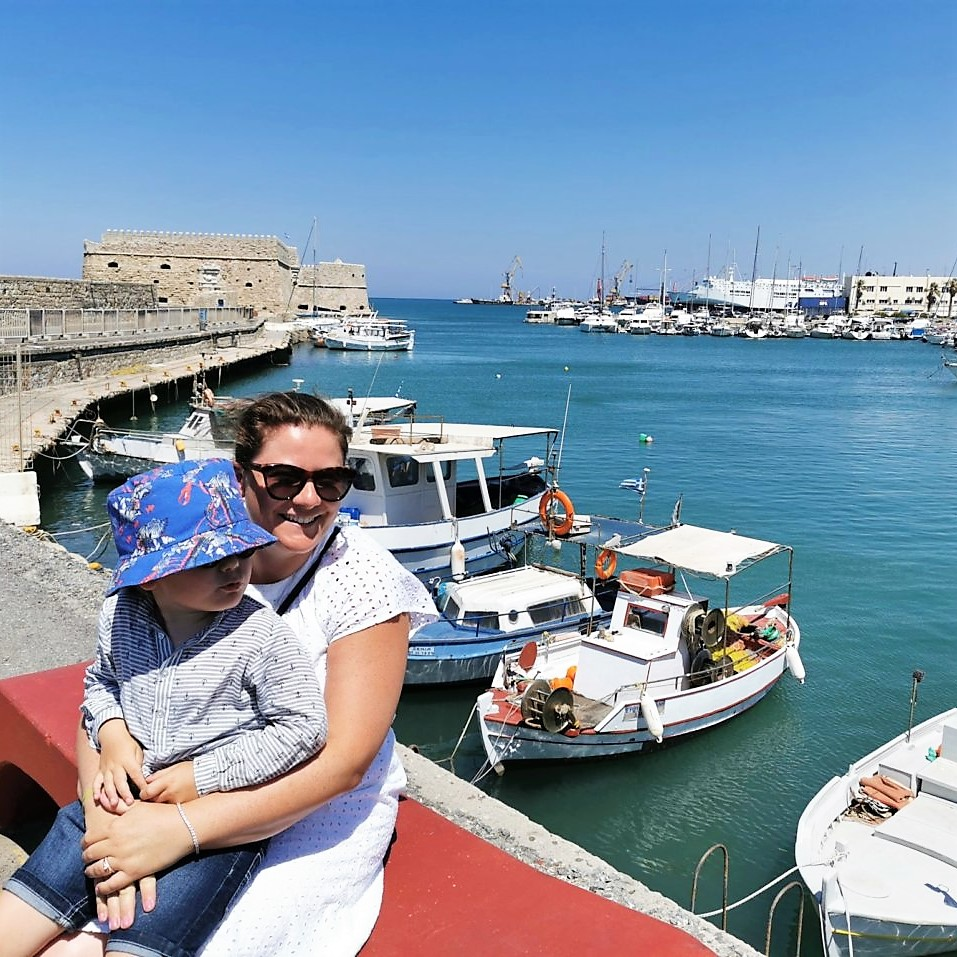 July 2020, Monthly Highlights, Summer Holiday,The Frenchie Mummy, Crete, Days Out, Family Holiday, Crete
