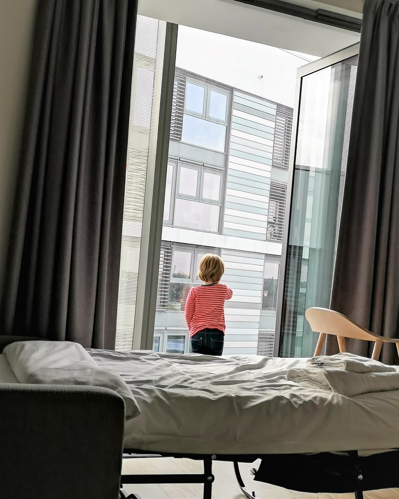 Aparthotel Adagio London Brentford, Aparthotels Adagio, Famcation, Staycation, Hotel Review, South-West London, Brentford, GoBoat, Kingston, London Break, The Frenchie Mummy, Family-Friendly