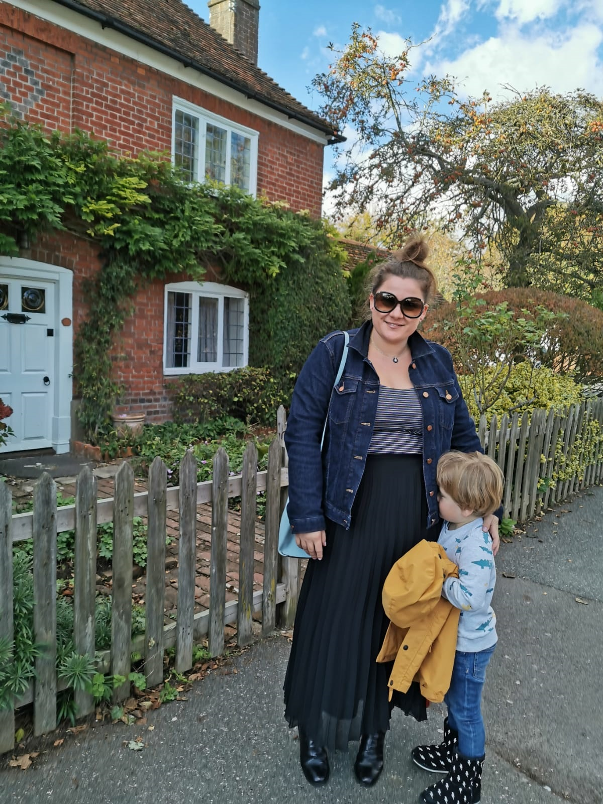 October 2020, Monthly Highlights, Life in The Country, Half-Term, Family Time, The Frenchie Mummy