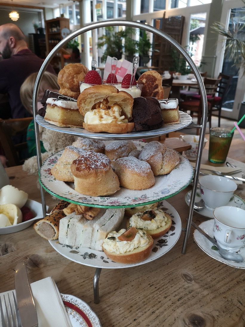 October 2020, Monthly Highlights, Life in The Country, Half-Term, Family Time, The Frenchie Mummy, The Secret Garden, Afternoon Tea