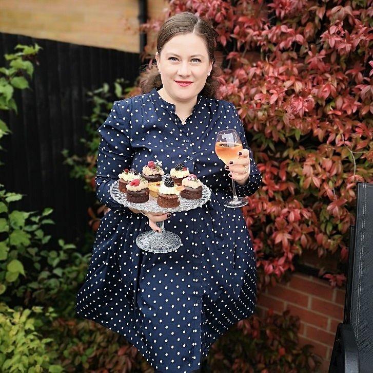 October 2020, Monthly Highlights, Life in The Country, Half-Term, Family Time, The Frenchie Mummy, Afternoon Tea, Eat & Mess