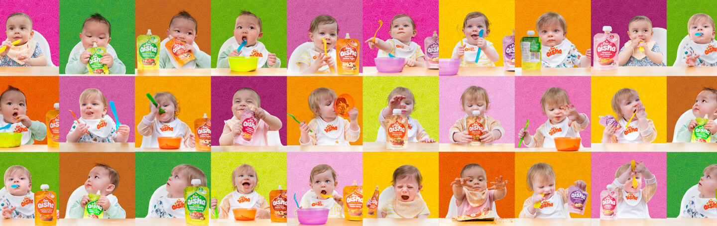 For Aisha Halal Baby Food, Halal Baby Food, Weaning, Baby Pouches, Baby Trays, Baby Food, Halal, Gluten Free, Dairy Free, Win, Mother's Day Giveaway, Competition, The Frenchie Mummy