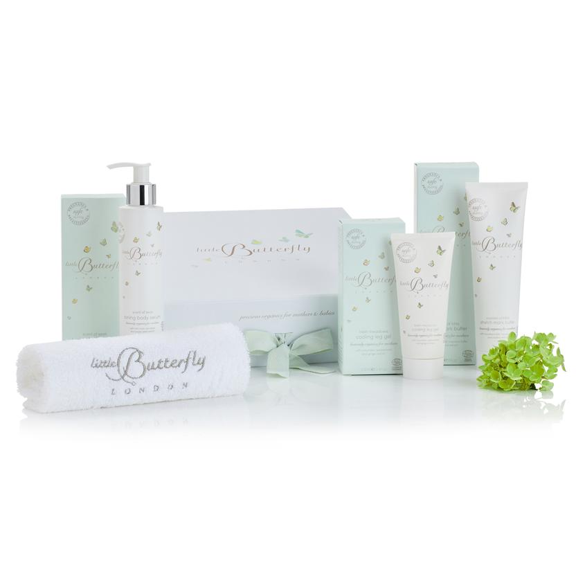Little Butterfly Pamper Gift Box, Little Butterfly London, Organic Skincare, Luxury Skincare, Mother's Day Giveaways, Win, Organic, Mum Gift, Mother & Baby Skincare, the Frenchie Mummy, Win, Competition