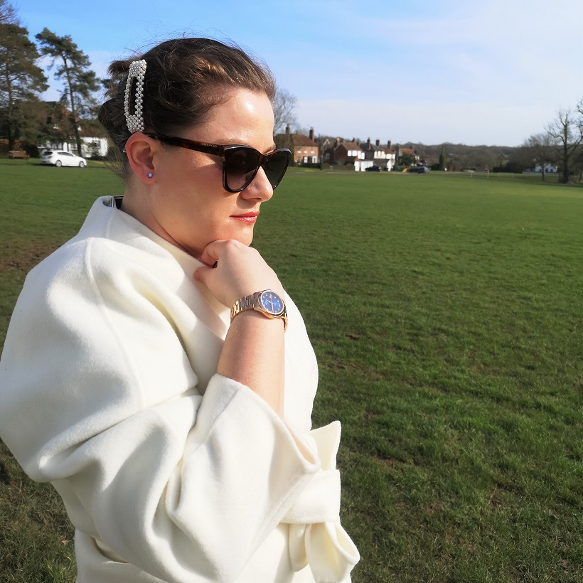 Rotary Rose Gold PVD Oxford Watch, Rotary Watches, Rose Gold Watch, British Design, Luxury Watch, Competition, Win, Mother's Day Giveaway, Win, the Frenchie Mummy, First Class Watch