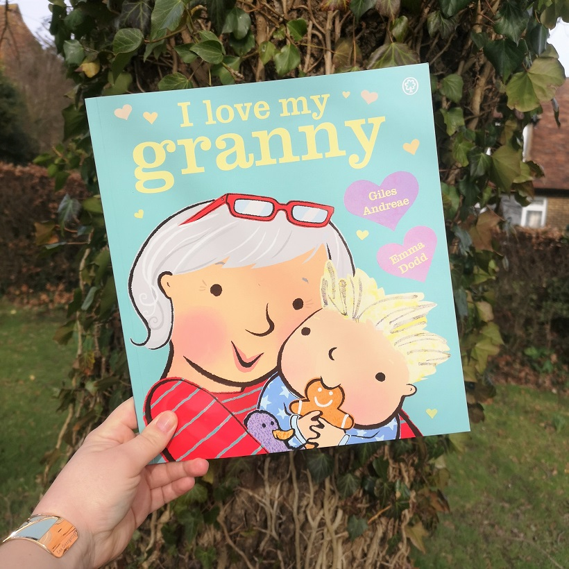 Hachette Books, Hachette Children's Books, Mother's Day Selection, Win, Mother's Day Giveaways, Reading Time, the Frenchie Mummy, I love My Granny