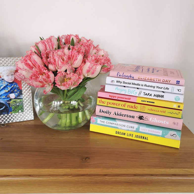 Books For Women To Feel Inspired & Empowered, Must-Read Books, Must-Read, IWD, Inspiring Readings, Self-Help Books, The Frenchie Mummy, Books For Women, Kickass Mum, the Frenchie Mummy